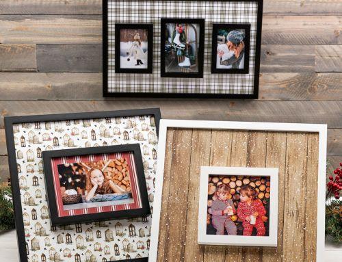 Making Layered Frame Displays with Cooper Ridge Frames