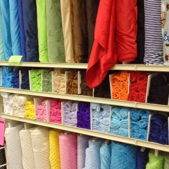 Cuddle Fabric by the Bolt and Fat Quarter at Craft Warehouse