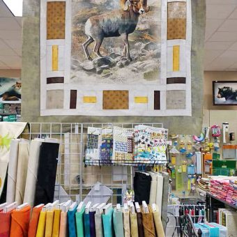Digital Prints fabrics at Craft Warehouse