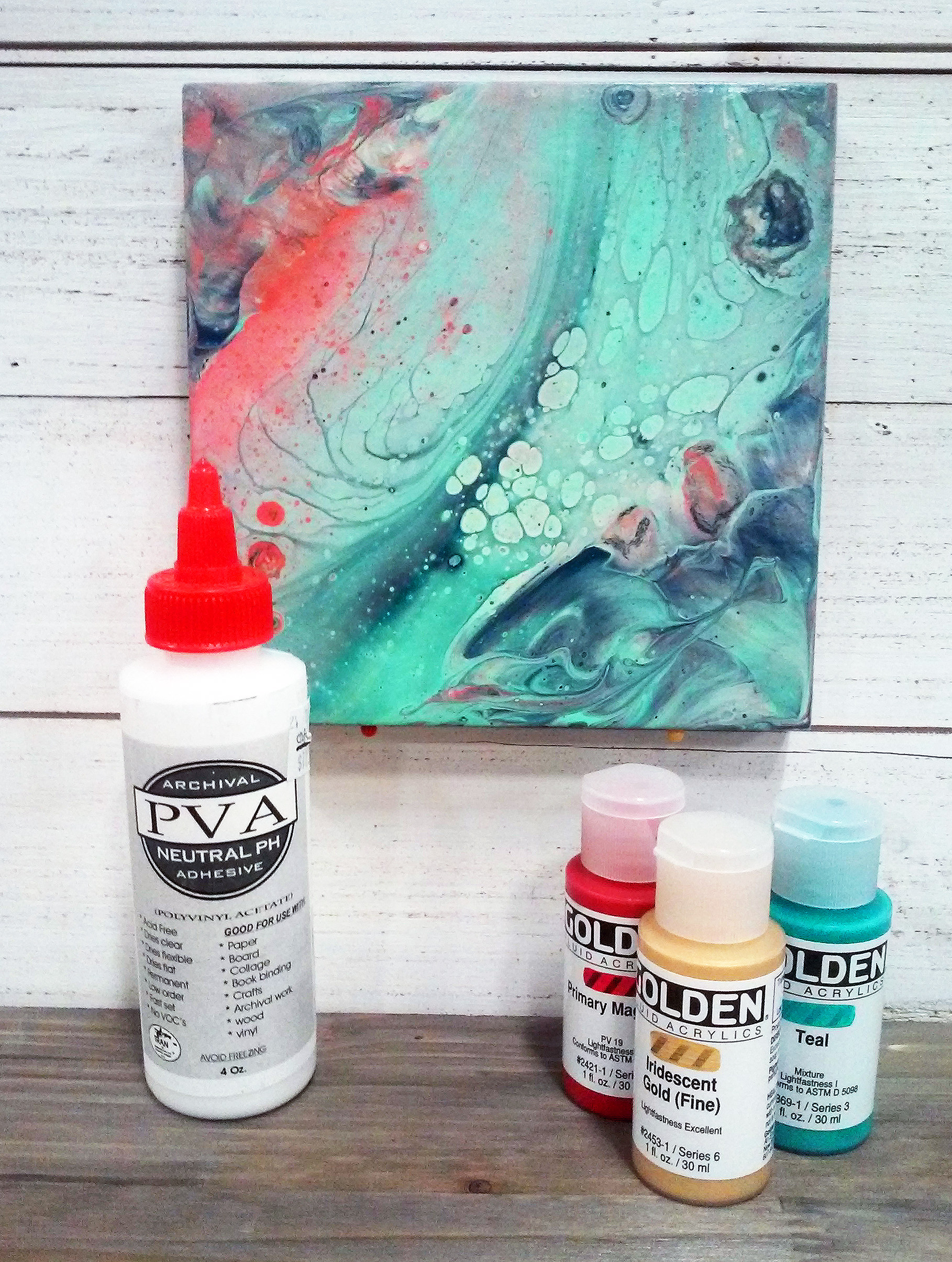 Pour Painting – Why Everyone is Doing It