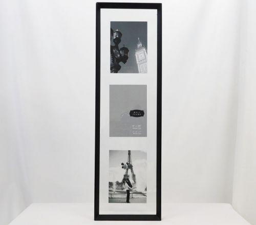 Float Frame - 8-inch x 28-inch - Black