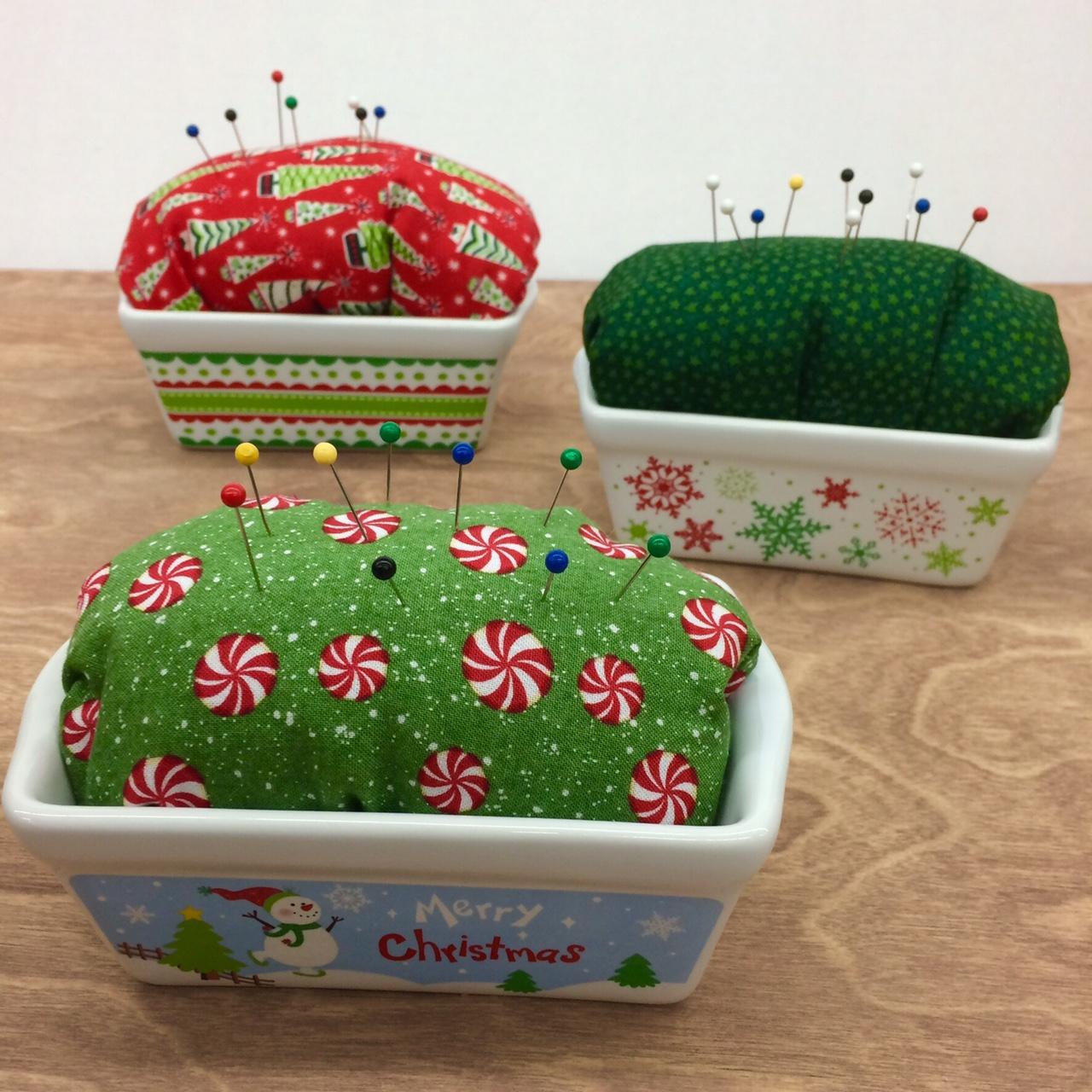 Mini Loaf Pan Pincushion Craft Warehouse