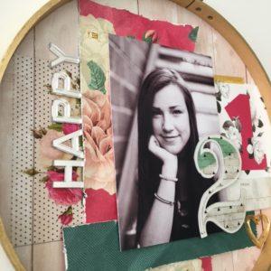 pink paislee cest la vie paper collection american crafts