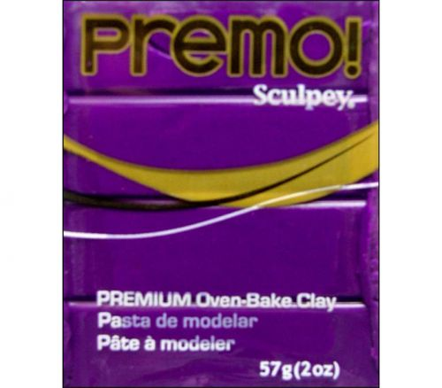 Polyform Premo - Polymer Clay 2-ounce Purple
