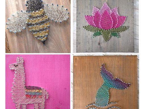 Create Colorful Wired Art with Beadalon Artistic Wire